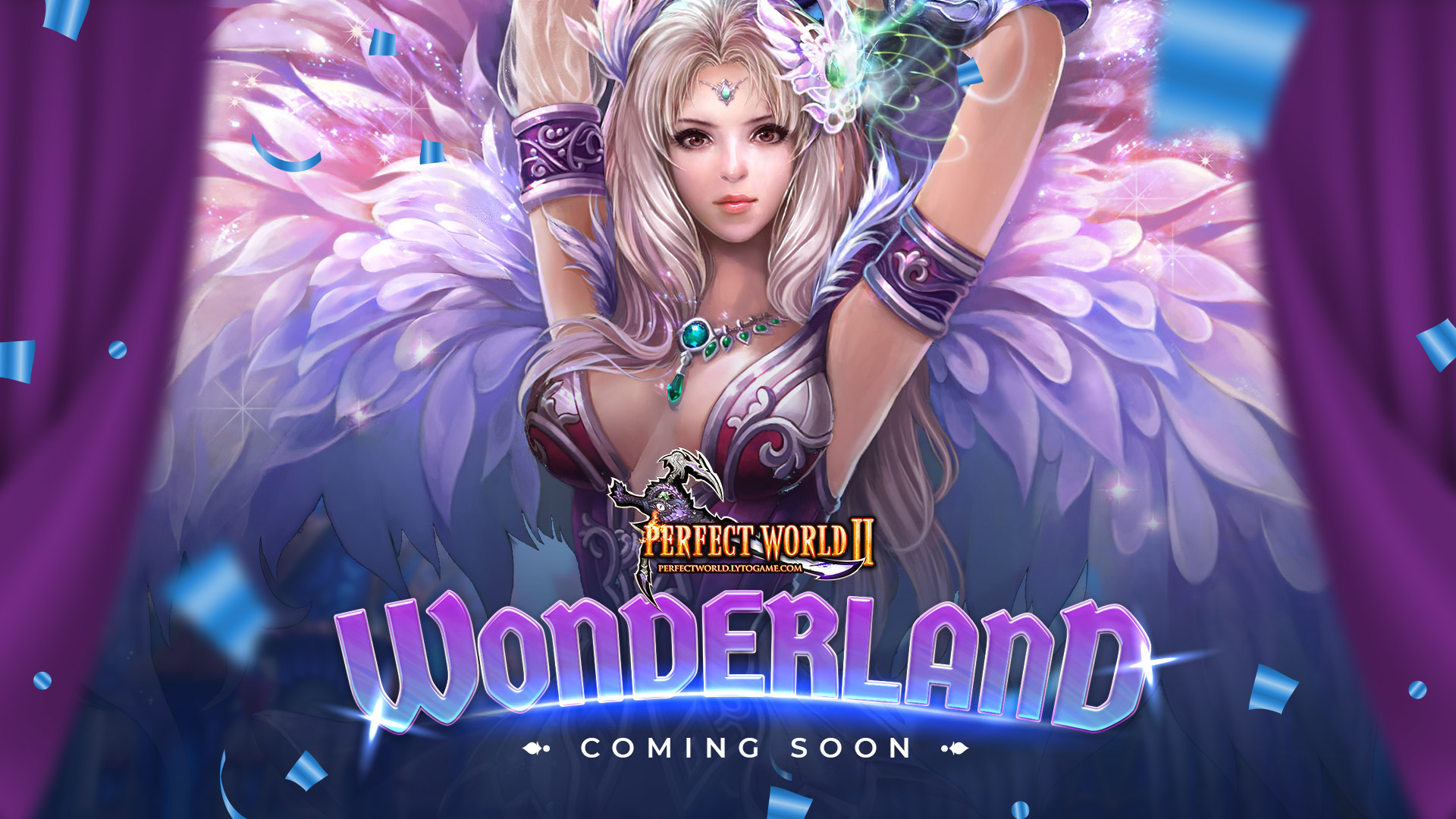 Game Online - Perfect World 2